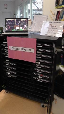 Classe mobile CDI