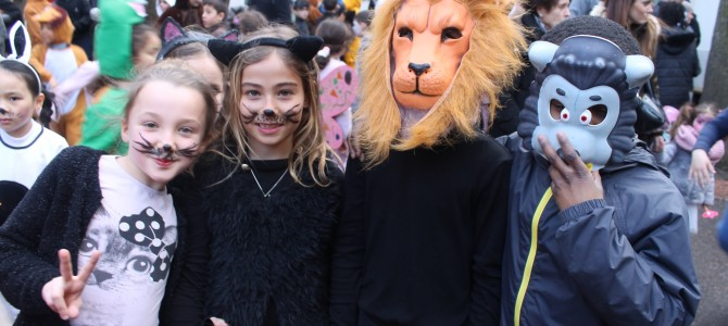 Carnaval des animaux de GGSB 2017
