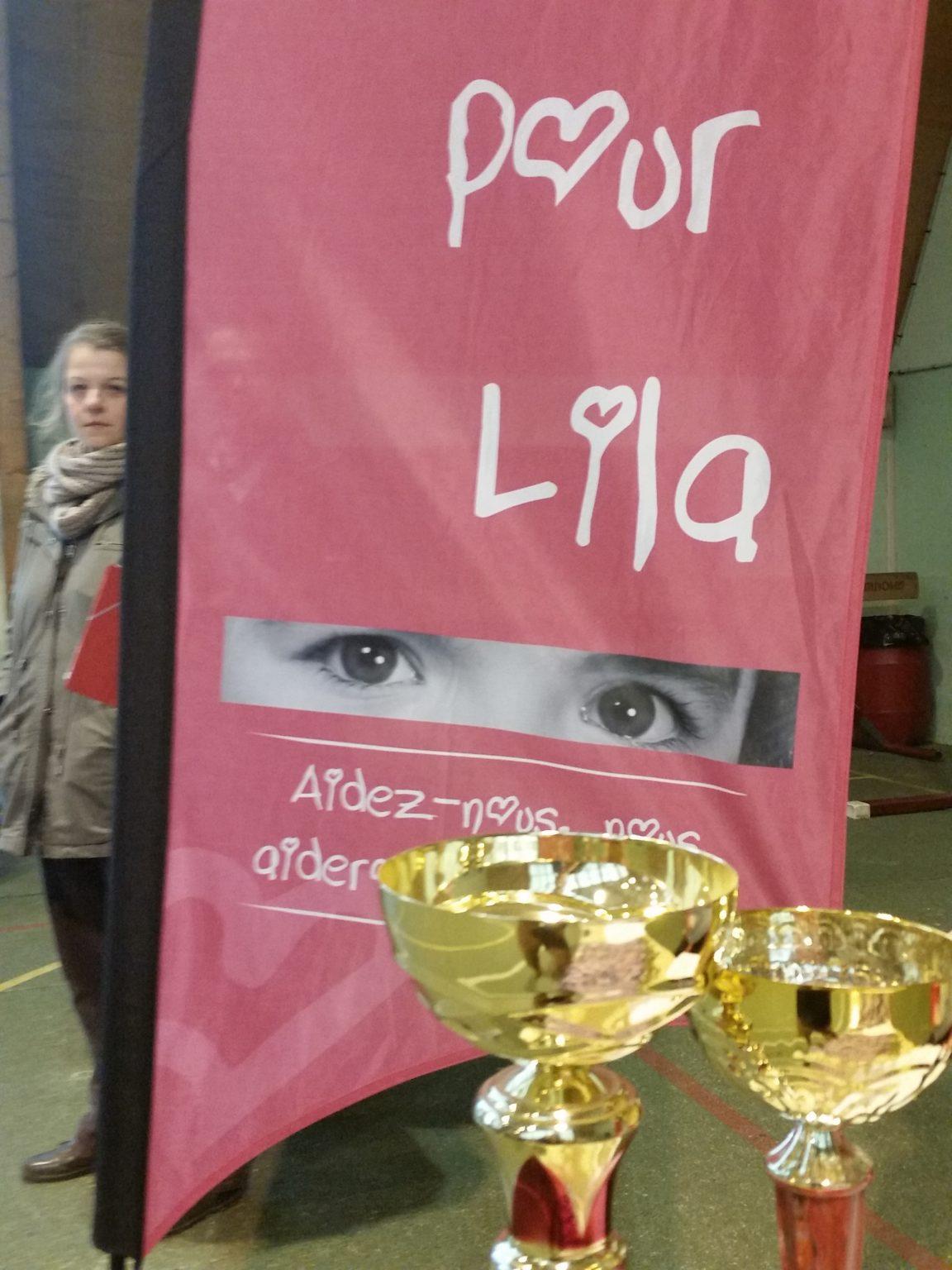 """""""Un sourire pour LILA"""" action CM2-6ème"""